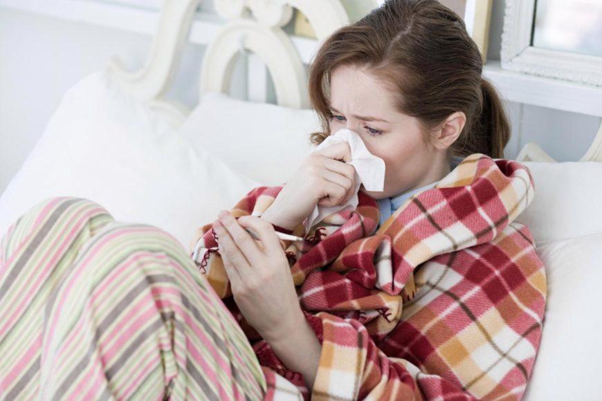 Эпидемия ОРВИ и гриппа в марте 2019